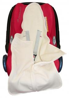 Baby-Safe-Säckchen aus Wollplüsch - Vorschau 5