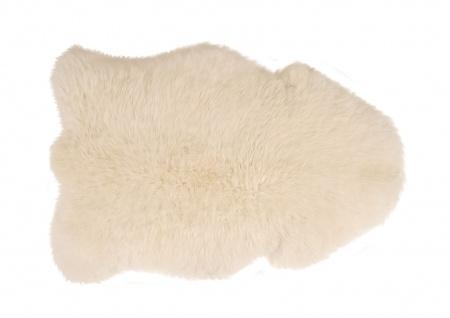 Lammfell langhaarig weiß 110-120cm