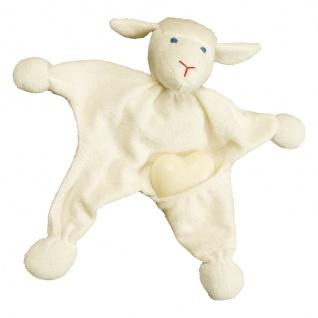 Badetier Schaf