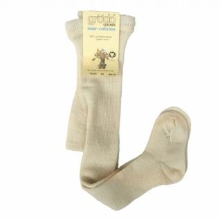 Baby-Strumpfhosen NATUR, 100% Wolle