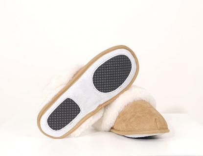 Damen-Pantoffeln mit rutschhemmender Sohle - Vorschau 2