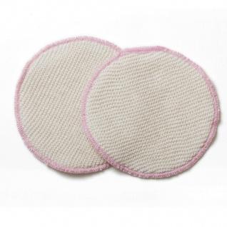 Seide-Wolle-Stilleinlagen, 2-lagig, 1 Paar - Vorschau 2