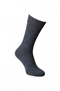 Alpaka Socken dünn