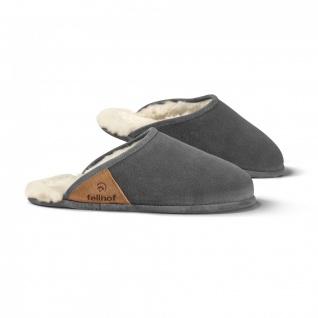 Pantoffel TRENDY grau