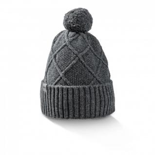 Merino Mütze Bommel