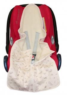 Baby-Safe-Säckchen aus Wollplüsch - Vorschau 3