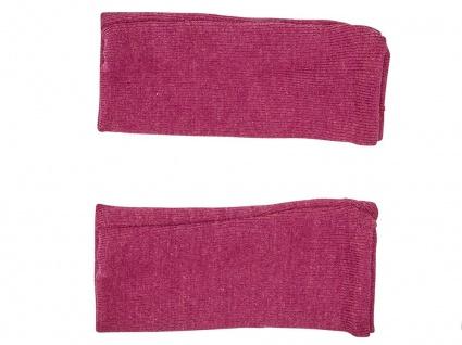 Pulswärmer für Babys aus Wolle/Seide