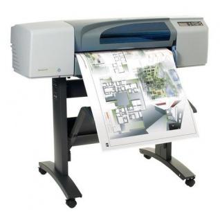 HP DesignJet 500 A1, generalüberholter Plotter