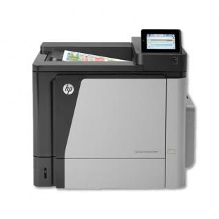 HP Color LaserJet Enterprise M651dn, generalüberholter Farblaserdrucker