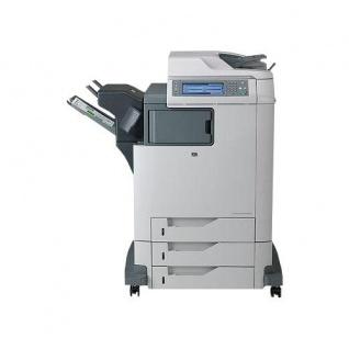 HP Color LaserJet CM4730fsk MFP, gebrauchtes Multifunktionsgerät 3.PF Hefter CB482A