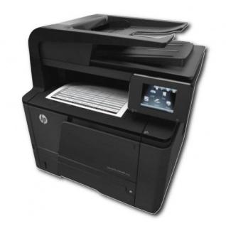 HP Laserjet Pro 400 MFP M425DN, generalüberholtes Multifunktionsgerät unter 100.000 Blatt gedruckt