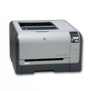 HP Color LaserJet CP1515n, generalüberholter Farblaserdrucker nur 75.587 Seiten gedruckt ALLE TONER NEU