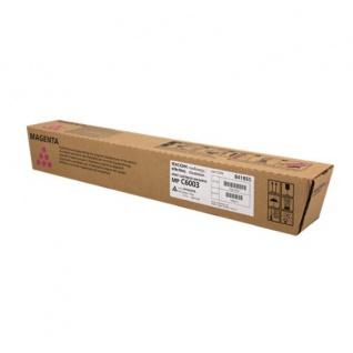 Original Toner Ricoh 841855 Magenta für Ricoh Aficio MP C4503, C5503, C5504, C6003, C6004