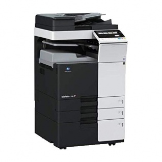 Konica Minolta bizhub C258, generalüberholter Kopierer 247.979 Blatt gedruckt mit PC-410, DF-629, JS-506