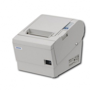 Epson TM-T88III- M129C hell grau, Seriell(RS232), USB, gebrauchtes Kassensystem
