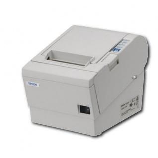 Epson TM-T88III M129C hell grau, Parallel, gebrauchtes Kassensystem