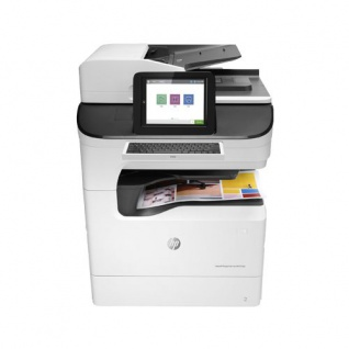 HP PageWide Managed Color Flow MFP E77660zs Gebrauchter Kopierer J7Z07A