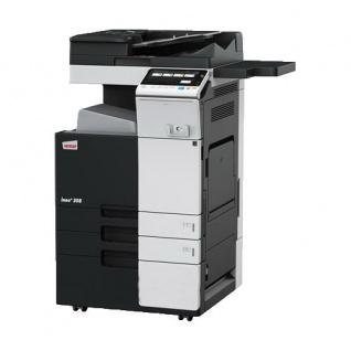 Develop Ineo+ 308 gebrauchter Kopierer 57.205 Blatt gedruckt mit 4.PF, DF-629