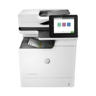 HP Color LaserJet Enterprise M681dh MFP generalüberholtes Multifunktionsgerät J8A10A