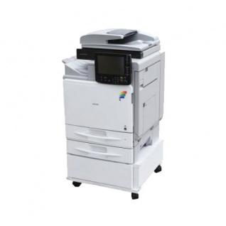 Ricoh Aficio MP C300, 211.288 Blatt gedruckt, gebrauchter Multifunktionsdrucker, Toner Schwarz NEU - Vorschau