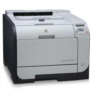 HP Color LaserJet CP2025N, generalüberholter Farblaserdrucker 25.483 Blatt gedruckt