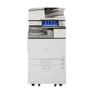 Ricoh Aficio MP C2004 gebrauchter Kopierer mit 2.PF und Unterschrank - Vorschau