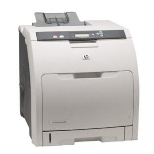 HP Color LaserJet 3800, generalüberholter Farblaserdrucker, unter 100.000 Blatt gedruckt