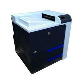 HP Color LaserJet CP4025DTN, generalüberholter Farblaserdrucker, unter 100.000 Blatt gedruckt