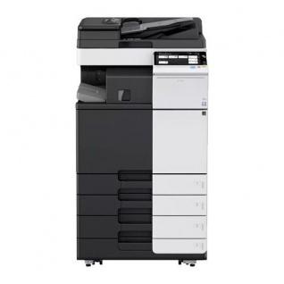 Develop Ineo +284e, gebrauchter Kopierer 362.303 Blatt gedruckt mit 4.PF, DF-624, FS-533