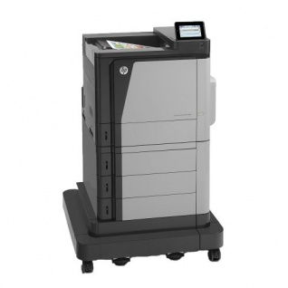 HP Color LaserJet Enterprise M651dn, 167.924 Blatt gedruckt generalüberholter Farblaserdrucker