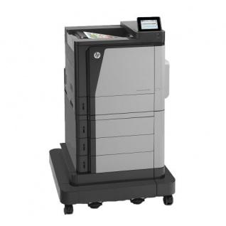 HP Color LaserJet Enterprise M651dn, 238.548 Blatt gedruckt generalüberholter Farblaserdrucker Transferband NEU