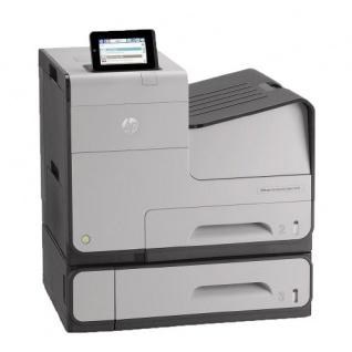 HP OfficeJet Enterprise Color X555xh, generalüberholter Farblaserdrucker 82.574 Blatt gedruckt C2S12A