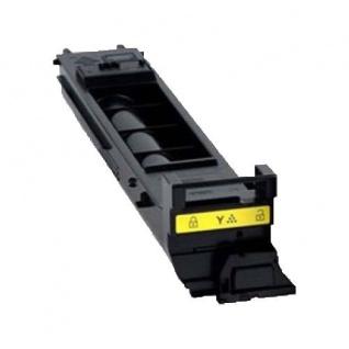 Rebuilt Toner A0DK253 / TN318Y Gelb für Konica Minolta Bizhub C20 / C20P / C20PX / C20X