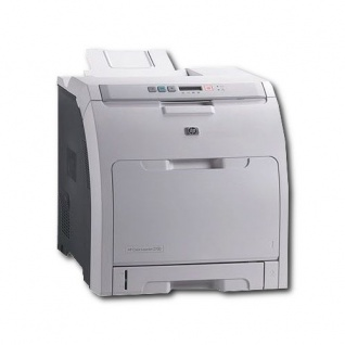 HP Color LaserJet 2700N, generalüberholter Farblaserdrucker
