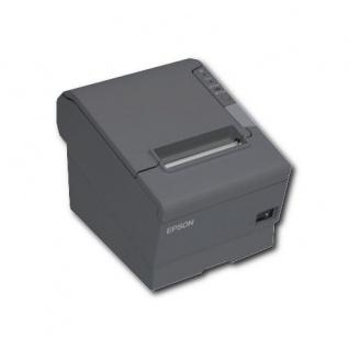 Epson TM-T88V Black M224A USB Seriell (RS232) -Gebrauchtgerät gebrauchtes Kassensystem