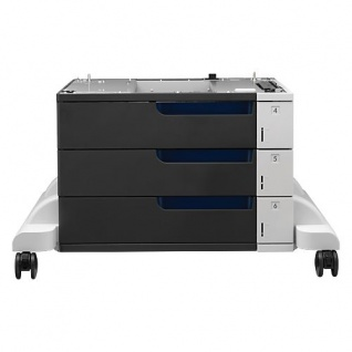 HP CE725A gebrauchtes Papierfach 3x500 Blatt für HP LaserJet CP5525 / M750 / Enterprise 700 Color MFP M775