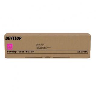 Original Toner Develop A11G3D1 / TN216M Magenta für ineo +220 / +280