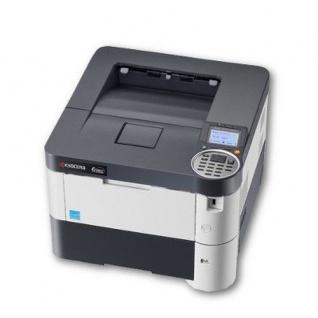 Kyocera FS-4200DN, generalüberholter Laserdrucker 81 Blatt gedruckt
