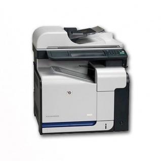 HP Color LaserJet CM3530 MFP, generalüberholtes Multifunktionsgerät, unter 100.000 Blatt gedruckt Duplex LAN CC519A