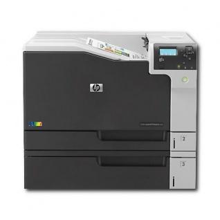 HP Color LaserJet M750dn - generalüberholter Farblaserdrucker