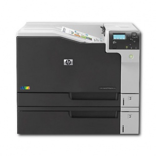 HP Color LaserJet M750n - generalüberholter Farblaserdrucker