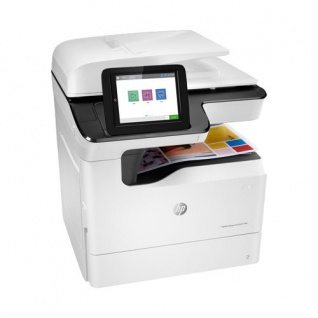 HP PageWide Managed Color MFP E77660dn Gebrauchter Kopierer Z5G77A