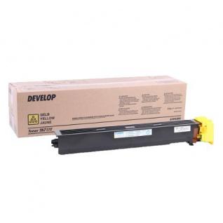 Original Toner Develop A3VU2D0 / TN-711Y Yellow für ineo + 654 / +754