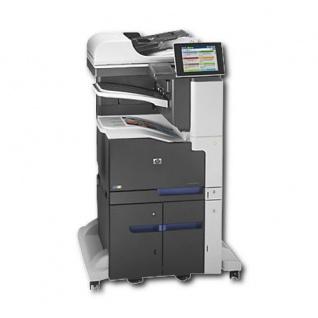 HP LaserJet Enterprise 700 MFP M775z+ gebrauchter Kopierer Toner Cyan NEU
