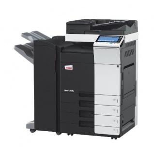 Develop Ineo +364e, gebrauchter Kopierer 201.474 Blatt gedruckt mit PC-210, DF-701, FS-534