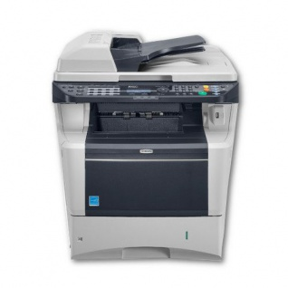 Kyocera FS-3140MFP+, generalüberholtes Multifunktionsgerät, 125.350 Blatt gedruckt