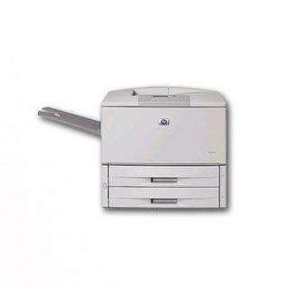 HP LaserJet 9040N, generalüberholter Laserdrucker 331.780 Blatt gedruckt Toner NEU Fuser NEU