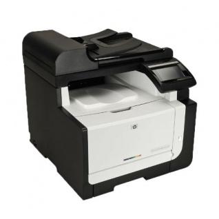 HP Color LaserJet Pro CM1415fn MFP 19.329 Blatt gedruckt generalüberholtes Multifunktionsgerät Toner Magenta NEU