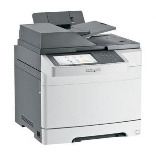 Lexmark X548de, generalüberholtes Multifunktionsgerät nur 13.536 Blatt gedruckt
