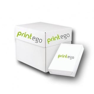 Kopierpapier Druckerpapier DIN A4; 80gr/m²; 2.500 Blatt; neu; weiß; Holzfrei; Papier